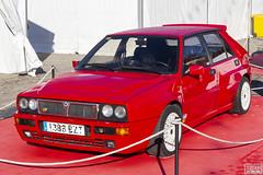 Lancia Delta HF Integrale (Escursso) Tags: 16v barcelona catalunya circuit circuitbcn circuitdebcncat cotxes delta esperit espiritu gt garret hf integrale lancia montjuic montmelo sunday cars classic coches racing