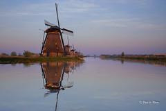 Kinderdijk (Peet de Rouw) Tags: kinderdijk windmills windmolen zuidholland werelderfgoed canon5dmarkiv canonef24105mmf4lisusm peetderouw netherlands