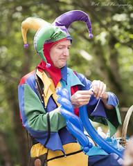 DSC8893-00 (R.A. Fink Photography) Tags: pa renfair ren faire fair renaissance festival costume portrait nikon d810 jester balloons medieval hat