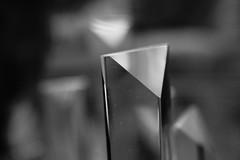 Triangle (Carlos A. Aviles) Tags: blackandwhite blancoynegro monochrome macro tirangulo triangle geometric geometrico