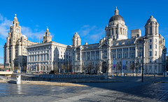 Liverpool Waterfront (David-Andrew-Photography) Tags: liver building liverpool waterfront
