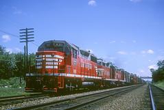 CB&Q GP35 999 (Chuck Zeiler48Q) Tags: cbq gp35 999 burlington railroad emd locomotive naperville train chuckzeiler chz