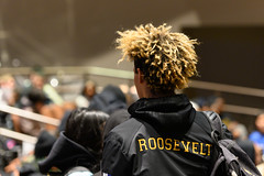 20190208__BethConyers_Hoodies Up, Roosevelt HS_1 (ppscomms) Tags: hoodies up roosevelthighschool blackhistorymonth ppsselects