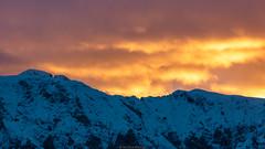 Wow effect (Nicola Pezzoli) Tags: italy italia val gardena dolomiti dolomites mountain winter alto adige snow neve nature natura bolzano sunset clouds alpe siusi