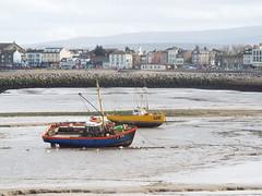 Boats (ralph&dot) Tags: morecambe bay