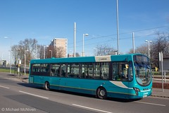 Arriva MX61AUV (Mike McNiven) Tags: arriva northwest wright pulsar2 vdlbus sale sainsburys supermarket wythenshawe interchange southmoorroad baguley