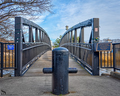 1Wednesdya walk hotchkiss bridge-5 (Singing With Light) Tags: 2019 27thjanuary a7iii ct foudnersway milford mirrorless singingwithlight sonya7iii street sunday aroundmilford cloudy cool morning photography singingwithlightphotography sony walk