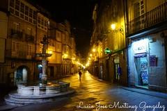 2019 - Ourense. Galicia. Plaza do Ferro. (Lucio José Martínez González) Tags: luciojosémartínezgonzález orense ourense galicia calle street nightimage night noche fotonocturna españa spain galiza