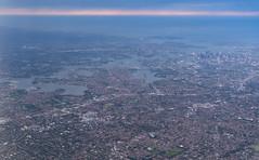 Sydney Parramatta River (Rambo2100) Tags: sydney sydneyharbour sydneyharbourbridge sydneyoperahouse aerial skyline parramattariver sunset rambo2100 cbd abbotsford chiswick balmain rozelle cabarita ashfield croydon
