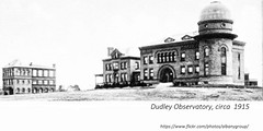 1915  Dudley Observatory and Bender Laboratory (albany group archive) Tags: south lake ave early 1900s old albany ny vintage photos picture photo photograph history historic historical