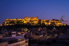 Akropolis #2 (Fhyrst) Tags: athen greek griechenland langzeitbelichtung canon atina attika akropolis