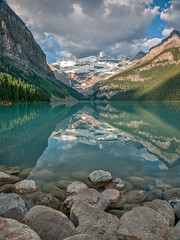 Mount Victoria & Lake Louise, Banff National Park, Alberta (www.clineriverphotography.com) Tags: alberta banffnationalpark mountvictoria canada location lakelouise yeartaken 2011