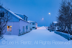 Snowy Street at Blue Hour in Flateyri, Iceland (Lee Rentz) Tags: europe flateyri iceland icelandic westfjords architectural architecture blue bluehour building buildings cold early far faraway fishprocessing fishing fishingindustry fjord historic history home homes horizontal house houses landscape march morning mountainous mountains nature night old remote settlement snow snowy street streetscape structure structures style town village whaling whalingstation winter önundarfjord önundarfjörður