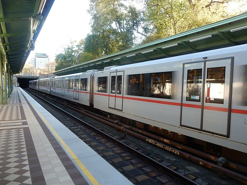 Local Train, Vienna