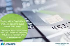 UBL Credit Card - mawazna.com (Mawazna.com) Tags: ubl credit card compare best apply online