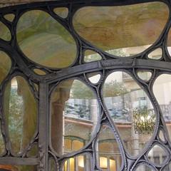 World Heritage: Casa Milà IV (hansn (4+ Million Views)) Tags: casa milà mila architecture modernist modernista arkitektur modern world heritage världsarv lapedrera antoni gaudí architect arkitekt barcelona