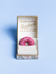 Edible engagement ring (isabelle.puaut) Tags: donut ring engagement edible