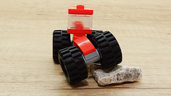 Lego Articulated Joint (My Own Design - 4K) (hajdekr) Tags: lego buildingblocks tip help tips inspiration design manual moc myowncreation toy model buildingbricks bricks brick builder buildingtoy custom articulation articulated joint print printed 3dprusa prusa pla plate platemodified ball small
