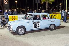 Monte-Carlo Historique 028 (Escursso) Tags: 184 1973 2019 22e alfaromeo barcelona barcelone catalonia catalunya cotxes fia giuliasuper historique montecarlo cars classic historic motorsport racing rally rallye spain