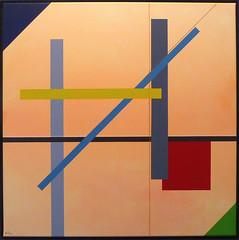 HOMMAGE L.M-N  2018 (HolgerArt) Tags: konstruktivismus gemälde kunst art acryl painting malerei farben abstrakt modern grafisch konstruktiv