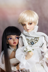couple (lenka-lis) Tags: fairyland minifee mika chloe