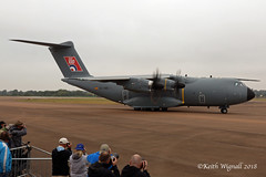 EC-400  A400M  Airbus Military (Keith Wignall) Tags: fairford ffd riat a400m a400 airbusmilitary cargo
