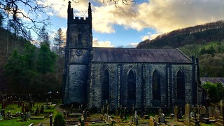 St John's Church at Cragg vale in Calderdale.