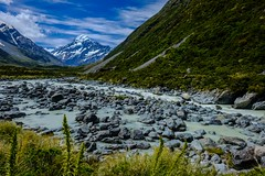 20181227 072 Mt Cook Hooker Valley (scottdm) Tags: 2018 december hike hookervalley mountcook mountcooknationalpark nationalpark newzealand southisland summer travel aoraki