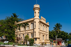 Historic building in Ilhabela (elcio.reis) Tags: brasil sãopaulo nikon historic brazil history architecture ilhabela arquitetura histórico br