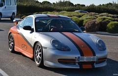 PORSCHE 911 GT3 (Type 996) - 1999 (SASSAchris) Tags: porsche 911 type 996 gt3 voiture allemande auto 10000 tours castellet circuit ricard stuttgart