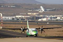 EC-MYT (GH@BHD) Tags: ecmyt atr atr72 atr72600 nt ibb rsc binter bintercanarias ace gcrr arrecifeairport arrecife lanzarote turboprop aircraft aviation airliner