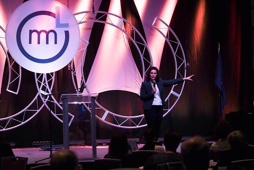 CapCon 2019 - Governor Gretchen Whitmer by Michigan Municipal League (MML), on Flickr