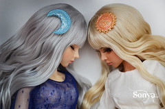DSC_2076 (sonya_wig) Tags: fairytreewigs wig bjdwig minifeewig bjd bjdminifee handmadedoll bjddoll dollphoto fairyland fairylandminifee minifee bjdphotography coloringhair