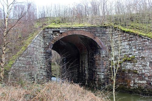 Collapsing Railway Bridge