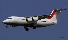Bae 146 ~ EI-WXA  City Jet (Aero.passion DBC-1) Tags: spotting cdg 2009 bae 146 ~ eiwxa city jet