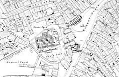 1848c 'Moot Hall' Wigan (Landstrider1691) Tags: moothall 1860s 1860 19thcentury