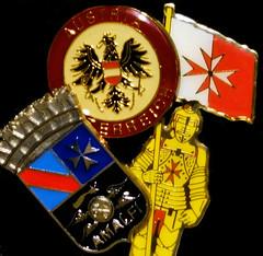 travel souvenirs (andtor) Tags: rx100 hmm macromondays hobby fridgemagnets souvenirs kühlschrankmagnet malta austria amalfi italy österreich kreuzritter wappen adler malteserkreuz maltesecross eagle coatofarms