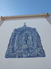 Igreja de São Lourenço - Detalle de la cabecera (albTotxo) Tags: almancil portugal