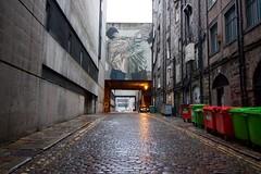Aberdeen (Bob Bain1) Tags: aberdeen scotland streetscene tunnels carnegiesbrae cobbles eos