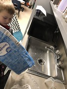 IMG_9131 (NewSchoolAR) Tags: first graders science lower school experiment steam