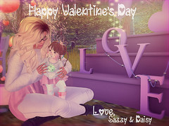 Happy early Valentines! (daisypea) Tags: flickr spam art daisy crowley secondlife second life sl roleplay toddler child kid children tot td bebe bad seed toddleedoo colour color draw paint crayon photo photography picture rp cute sweet adorable baby little girl daughter sister family look day lotd landscape school create creativity creative sweetpea portrait snap snapshot quick dress up dressup person people play playful adore 2006 flower illustration daydream dream vday valentine adoption