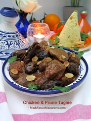 Chicken-prune-tagine (Jill Colonna (MadAboutMacarons.com)) Tags: tagine morocco spicy dishes comfort food chicken prunes cumin macarons