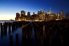 New York 2019 IMG_7078.CR2 (Daniel Hischer) Tags: architecture bluehour brooklyn brooklynbridgepark city downtown dusk manhattan newyork newyorkcity nyc skylineskyscraper skyscraper sunset usa