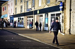 More than One Way (Bury Gardener) Tags: suffolk streetphotography street streetcandids snaps strangers candid candids people peoplewatching folks nikond7200 nikon england eastanglia uk britain 2018 cornhill