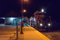 PN W230 @ Willow Grove, PA (Dan A. Davis) Tags: pn pennsylvanianortheastern c398 gp9rm gp30 w230 freighttrain train railroad locomotive lansdale willowgrove ambler pennsylvania pa