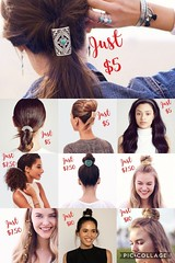 Never Have Another Bad Hair Day When You Shop Our Hair Accessories ALL On SALE For $10 OR LESS Through Mon 3/4! Shop Online At: www.chloeandisabel.com/boutique/thecelticpearl  + Select March Madness As The Pop-Up Party Name At Checkout For Your Chance To (thecelticpearl) Tags: sale under10 trending shop trend buy lifetime guarantee chloeandisabel nomorehairdonts trendy hairaccessories trends shopping hair jewelry jenatkin boutique accessories thecelticpearl buncuff charms hairdos jenatkinhair ponytail candi braid online bun style pony fashion