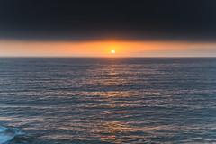 Sunrise Seascape with Clouds (Merrillie) Tags: daybreak sunrise nature dawn paullandareserve coast water morning sea newsouthwales rocks pearlbeach nsw rocky waterscape ocean earlymorning landscape waves coastal clouds outdoors seascape australia centralcoast sky seaside