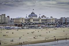 Scheveningen (The Hague, NL) Kurhaus (Geert E) Tags: scheveningen nederland strand beach architecture kurhaus hotel amrâth denhaag
