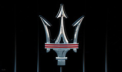 sub mariner... (Stu Bo) Tags: maserati legend luxury expensive rich euro icon idreamofcarsmotorsandhorsepower emblem sbimageworks ride triton dreamcar