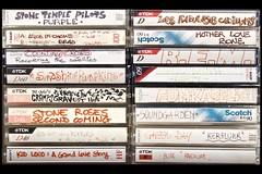 (barbieri simone) Tags: simonebarbieri 35mm music rock grunge 90s tape cassette analogic punk